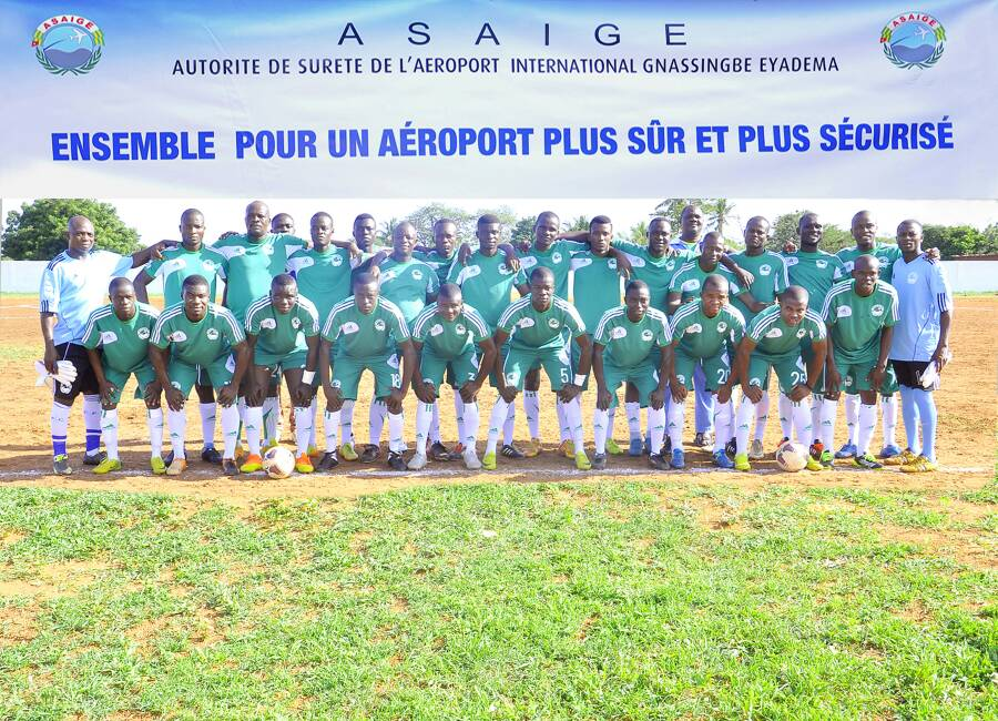 30 ANS DE LA SALT : UN MATCH DE FOOTBALL A OPPOSE SALT FC A ASAIGE FC
