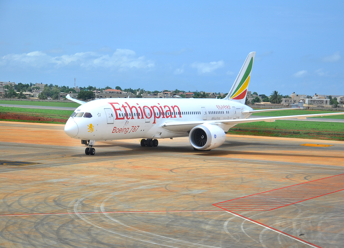 LE VOL INAUGURAL LOME – NEW YORK ASSURE PAR ETHIOPIAN AIRLINES