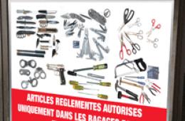 Articles réglementés